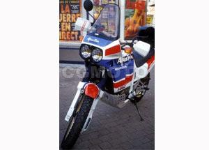 BULLE HP + 20 CM XRV 650 AFRICA TWIN