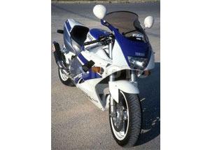 BULLE HP FZR 1000 EXUP 91/93