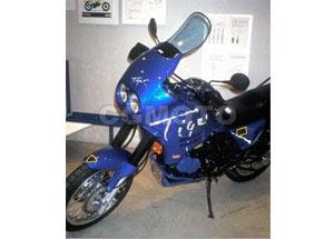 BULLE HP + 25 CM TIGER 900 95/98