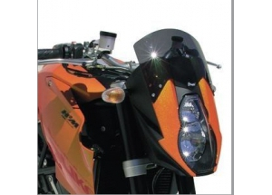 BULLE HP + 10 CM 990 2006 SUPER DUKE (+ KIT FIX)