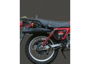 Silencieux EDR XL 500 R Noir