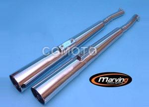 Silencieux Marvi GS 750 Chromés
