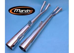 Silencieux Marvi GS 1000 Chromés