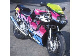 BULLE TO GSXR 750 W 92/93