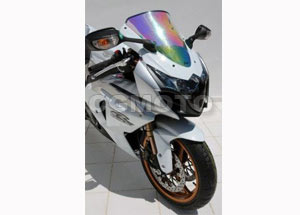 BULLE TO GSXR 1000 2009