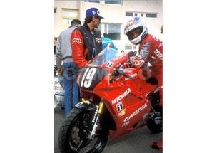BULLE RACING CAGIVA 125 MITO 93/94