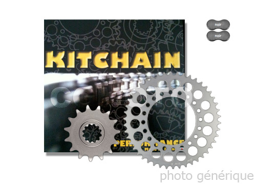 Kit chaine Yamaha 85 Yz Petites Roues