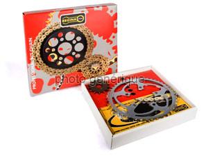 Kit chaine Yamaha Dtr 125 Electrique
