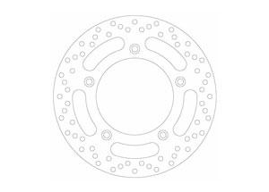 Disque de Frein T-MAX 530