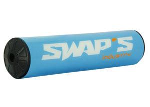 Mousse SWAPS ronde bleu