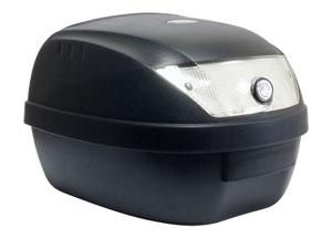 Top Case 28L Noir Mat
