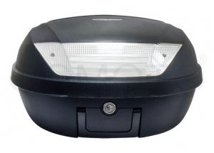 Top Case 52L Noir Mat