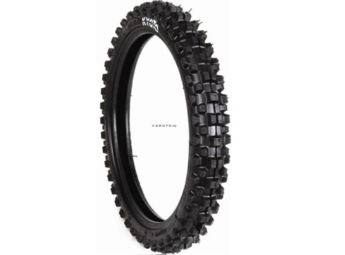 Pneu Cross 70/100x19 F807 Terrain Mixte