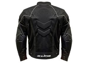 Blouson Moto Noir Eté
