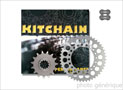 Kit chaine Tm 400/450 Cross/Enduro