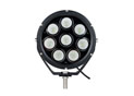 Projecteur Rond 8 LED 80W