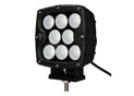 Projecteur Carré 8 LED 80W