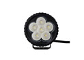Projecteur Rond 6 LED 18W
