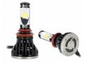 Ampoule H11 LED + Ballast 16W - 2200 Lumens