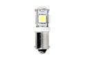 Ampoules Témoins T8.5/T10 - 5 Leds Culot BA9S - 5050 SMD