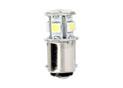 Ampoules S25 - 8 Leds Culot BA15D - 5050 SMD