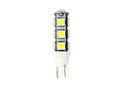 Ampoules de Clignotants Wedge 13 LED 10W 12V - T10 W2.1x9.5D SMD 5050