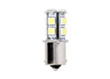 Ampoules de Projecteur 13 LED 3.3W Blanc 12V - BA15S SMD 5050